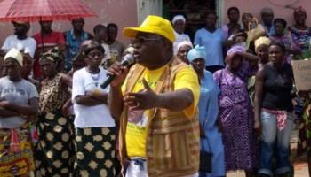 Mayila appelle à l'instauration d'une journée nationale du pardon au Gabon
