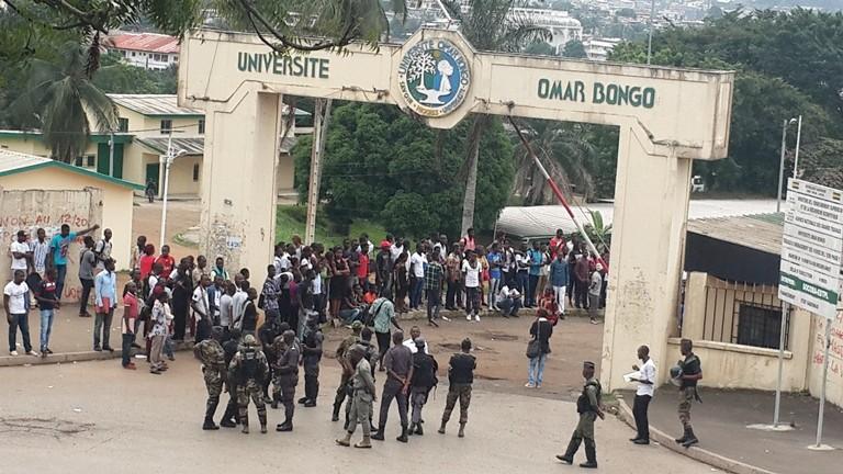 UOB en grève générale illimitée