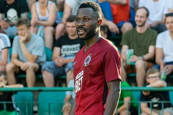 Guelor Kanga, international gabonais de football / Gabonactu.com