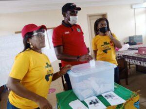 Le vote s'est déroulé dans la transparence et dans le calme © Gabonactu.com