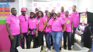 Le PMUG a inauguré sa nouvelle agence au grand bonheur de parieurs de Ntoum © PMUG